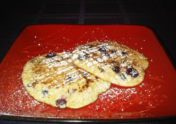 10 Grain Pancakes