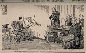 George Morrow / Punch Magazine 1914